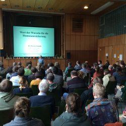 Einladung zum 4. Symposium »Aufbauende Landwirtschaft 2020«
