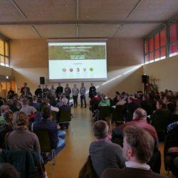 4. Symposium »Aufbauende Landwirtschaft« mit 150 Teilnehmern erfolgreich