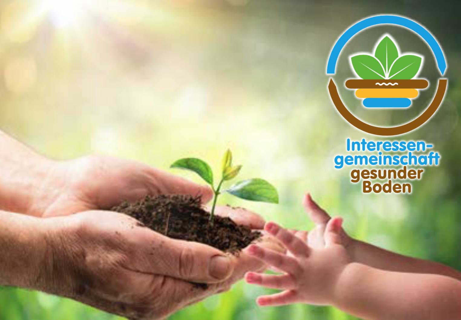 Start einer Podcast-Reihe der Interessensgemeinschaft Gesunder Boden