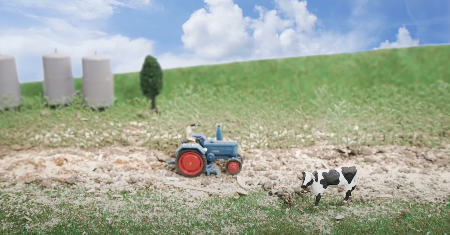 Crowdfunding: Wir stehen drauf – Videokampagne. Landwirtschaft als Teil der Lösung