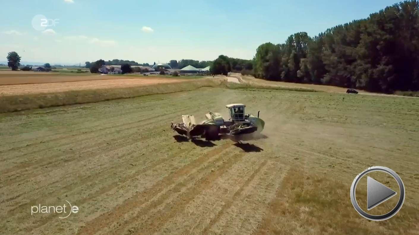 Doku: Bauern im Hitzestress. Klimakrise auf dem Acker