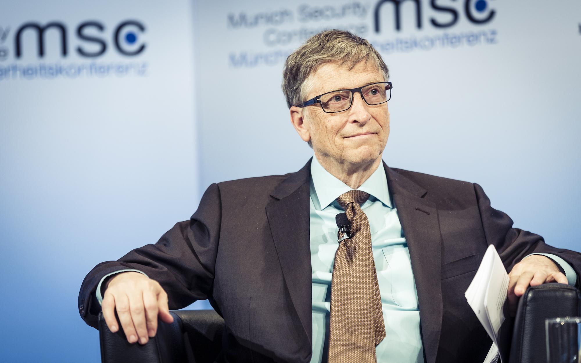 Der größte private Ackerland-Besitzer der USA ist nun Bill Gates