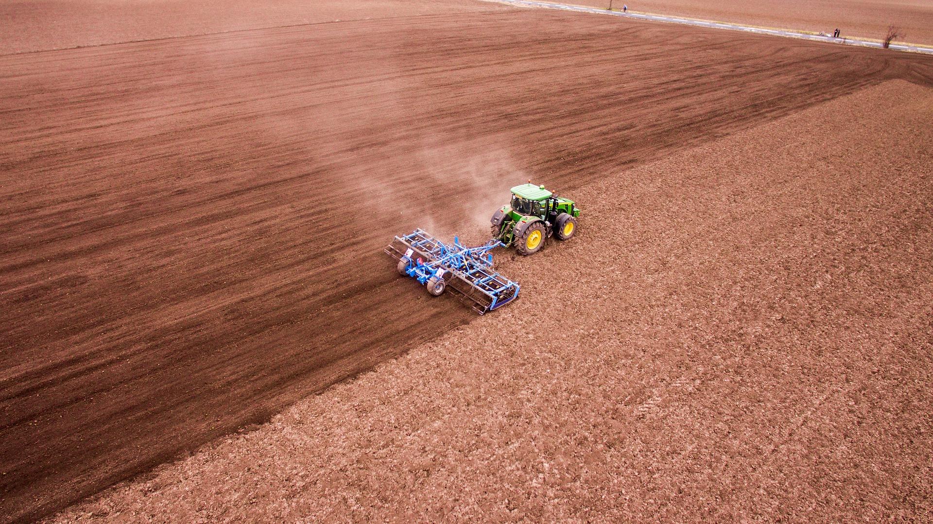 Zukünftig mehr CO2 aus deutschen Äcker und Gärten in der Atmosphäre