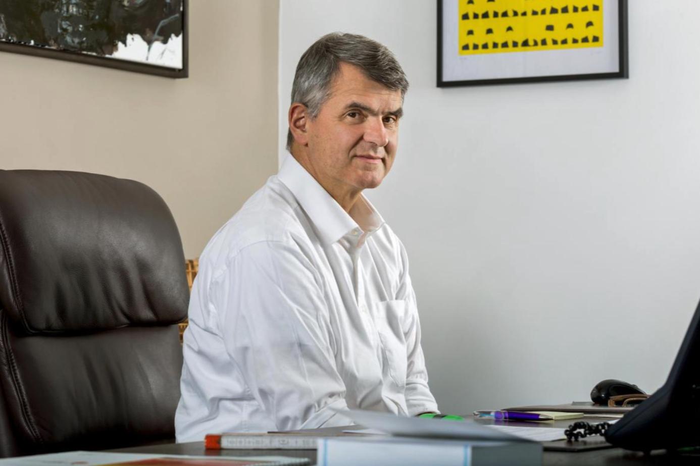 Michael Horsch: Brasilianische Ackerbauern in der angewandten Mikrobiologie am weitesten voraus