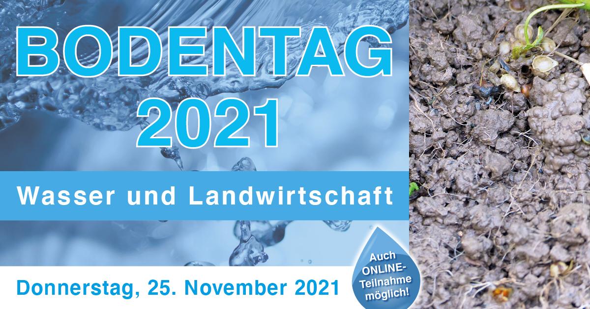 Bodentag der »IG Gesunder Boden«, 25.11.2021